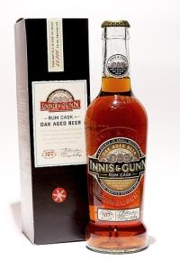 Innis & Gunn Rum Cask with Box