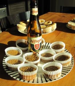 Affligem Doubbel Cupcakes