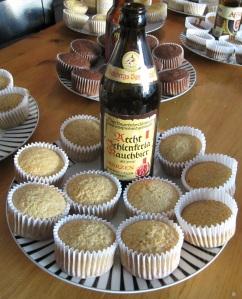 Schlenkerla Rauchbier Marzen Cupcakes