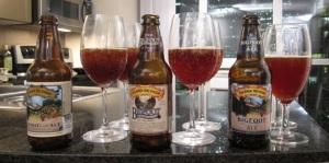 Sierra Nevada Bigfoot Barley Wines 2007 to 2009