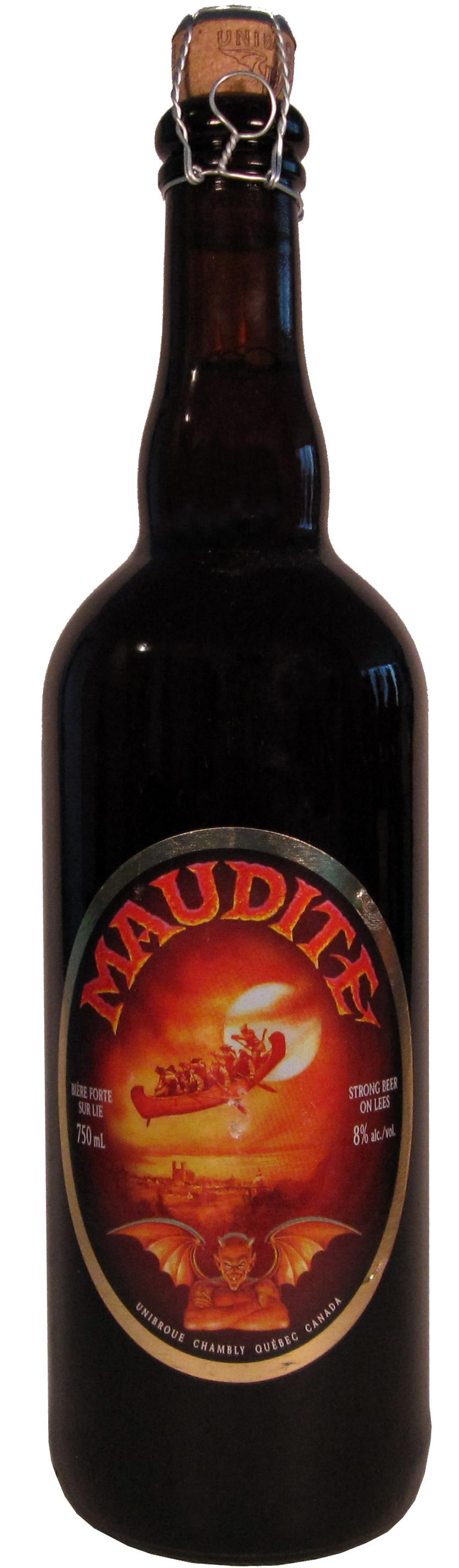 Review of Unibroue Maudite | Beer Apprentice - Craft Beer ...